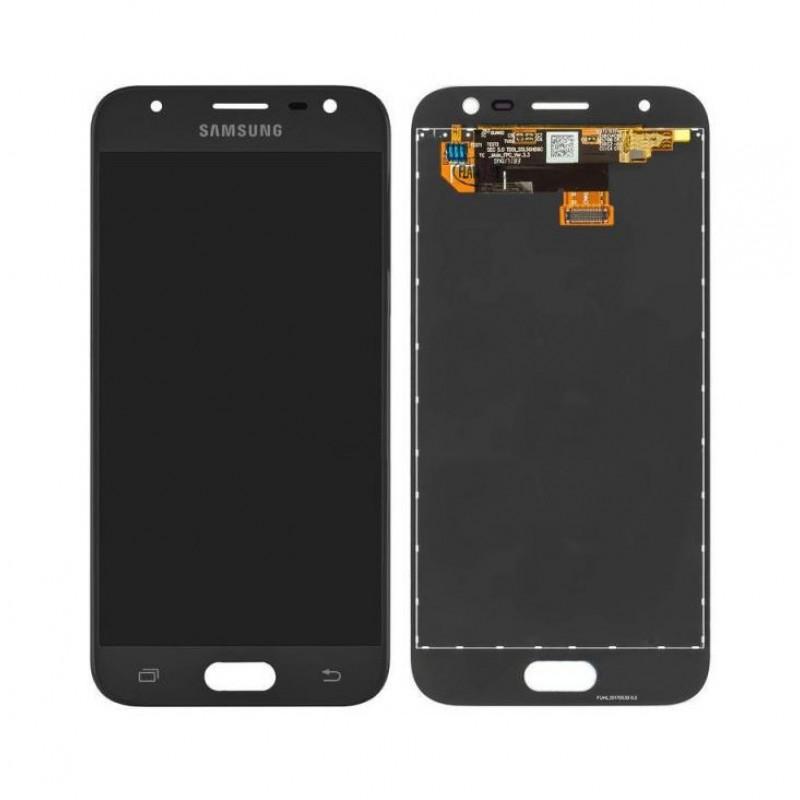 Оригинальный LCD экран и Тачскрин сенсор Samsung Galaxy J3 J330F 2017 модуль