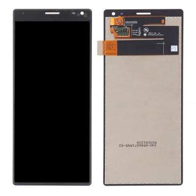 Оригинальный LCD экран и Тачскрин сенсор Sony Xperia 10 модуль