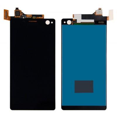 Оригинальный LCD экран и Тачскрин сенсор Sony Xperia C4 модуль
