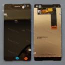 Оригинальный ЛСД экран и Тачскрин сенсор Sony Xperia C5 Ultra модуль