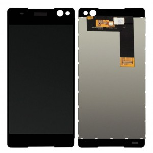 Оригинальный LCD экран и Тачскрин сенсор Sony Xperia C5 Ultra модуль