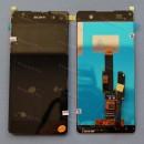 Оригинальный ЛСД экран и Тачскрин сенсор Sony Xperia E5 модуль