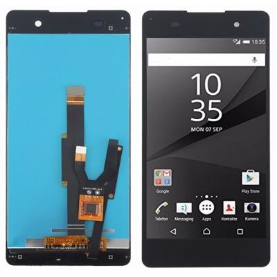 Оригинальный LCD экран и Тачскрин сенсор Sony Xperia E5 модуль