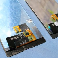 Оригинальный ЛСД экран и Тачскрин сенсор Sony Xperia M5 модуль
