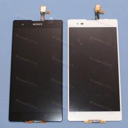Оригинальный ЛСД экран и Тачскрин сенсор Sony Xperia T2 Ultra Dual D5322 модуль