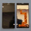 Оригинальный ЛСД экран и Тачскрин сенсор Sony Xperia T3, D5102, D5103, D5106 модуль