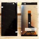 Оригинальный ЛСД экран и Тачскрин сенсор Sony Xperia XA2 модуль