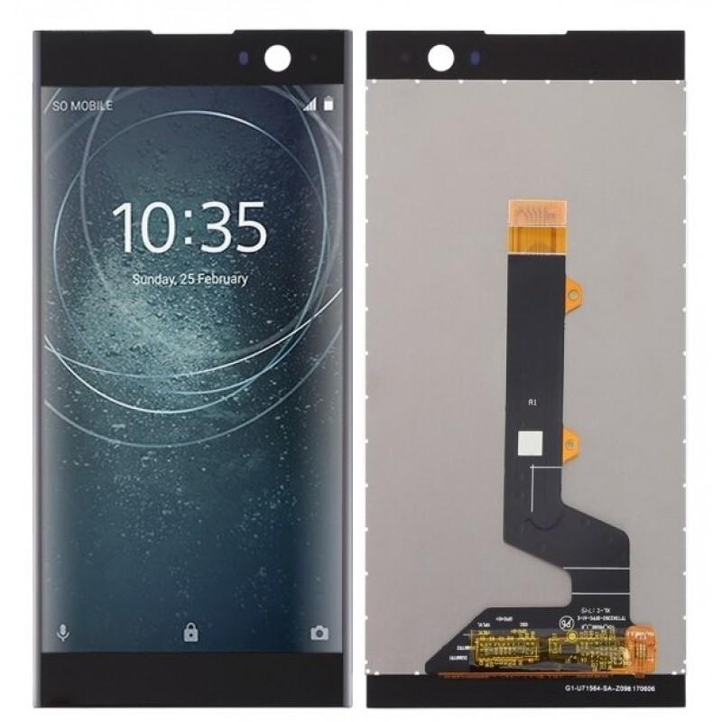Оригинальный LCD экран и Тачскрин сенсор Sony Xperia XA2 модуль
