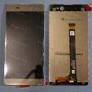 Оригинальный ЛСД экран и Тачскрин сенсор Sony Xperia XA Ultra Dual F3212 модуль