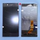 Оригинальный ЛСД экран и Тачскрин сенсор Sony Xperia XZ F8332 модуль