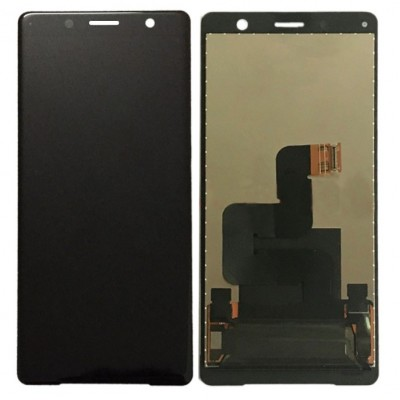 Оригинальный LCD экран и Тачскрин сенсор Sony Xperia XZ2 Compact, XZ2 Mini модуль