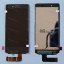 Оригинальный ЛСД экран и Тачскрин сенсор Sony Xperia X F5321 Compact модуль