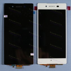 Оригинальный ЛСД экран и Тачскрин сенсор Sony Xperia Z3+ Dual E6533 модуль