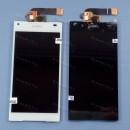 Оригинальный ЛСД экран и Тачскрин сенсор Sony Xperia Z5 Compact модуль