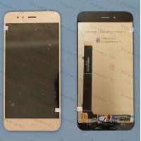 Оригинальный ЛСД экран и Тачскрин сенсор Xiaomi Mi 5X/A1 модуль