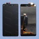 Оригинальный ЛСД экран и Тачскрин сенсор Xiaomi Mi4c модуль