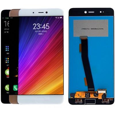 Оригинальный LCD экран и Тачскрин сенсор Xiaomi Mi5S модуль