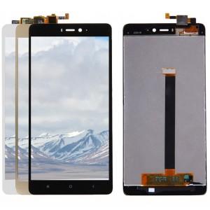Оригинальный LCD экран и Тачскрин сенсор Xiaomi Mi4S модуль