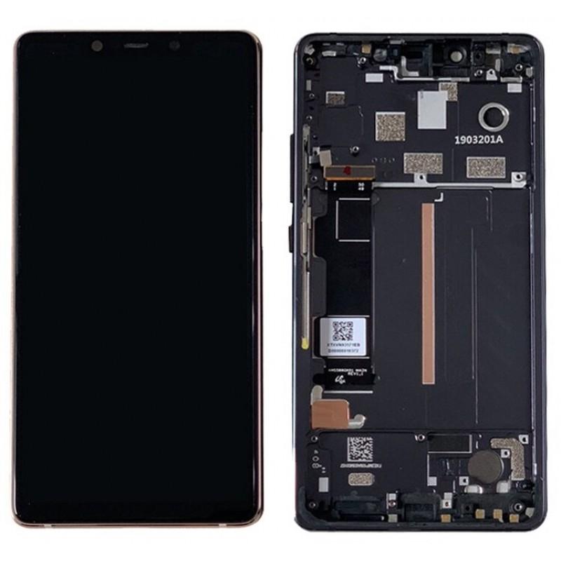 Оригинальный LCD экран и Тачскрин сенсор Xiaomi Mi 8 SE модуль с рамкой