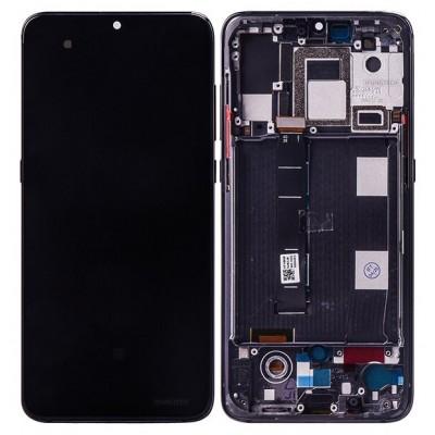 Оригинальный LCD экран и Тачскрин сенсор Xiaomi Mi 9 SE модуль с рамкой