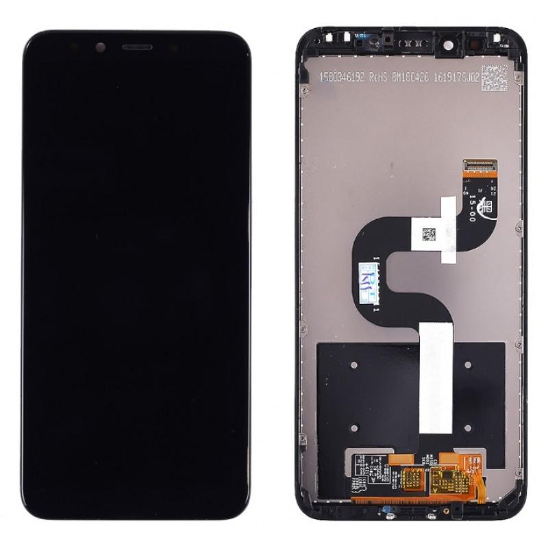 Оригинальный LCD экран и Тачскрин сенсор Xiaomi Mi A2, xiaomi Mi 6x с рамкой модуль