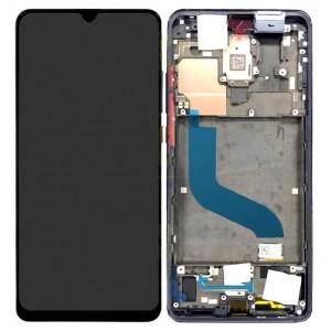 Оригинальный LCD экран и Тачскрин сенсор Xiaomi Mi A3 модуль с рамкой