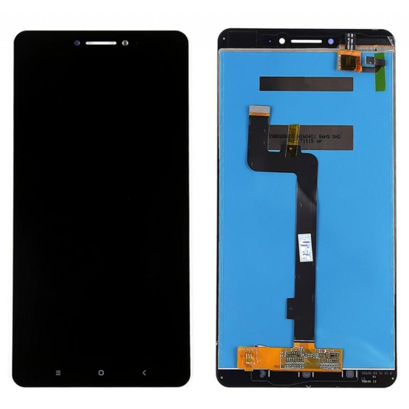 Оригинальный LCD экран и Тачскрин сенсор Xiaomi Mi Max 3 модуль