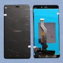 Оригинальный ЛСД экран и Тачскрин сенсор Xiaomi Mi Note модуль