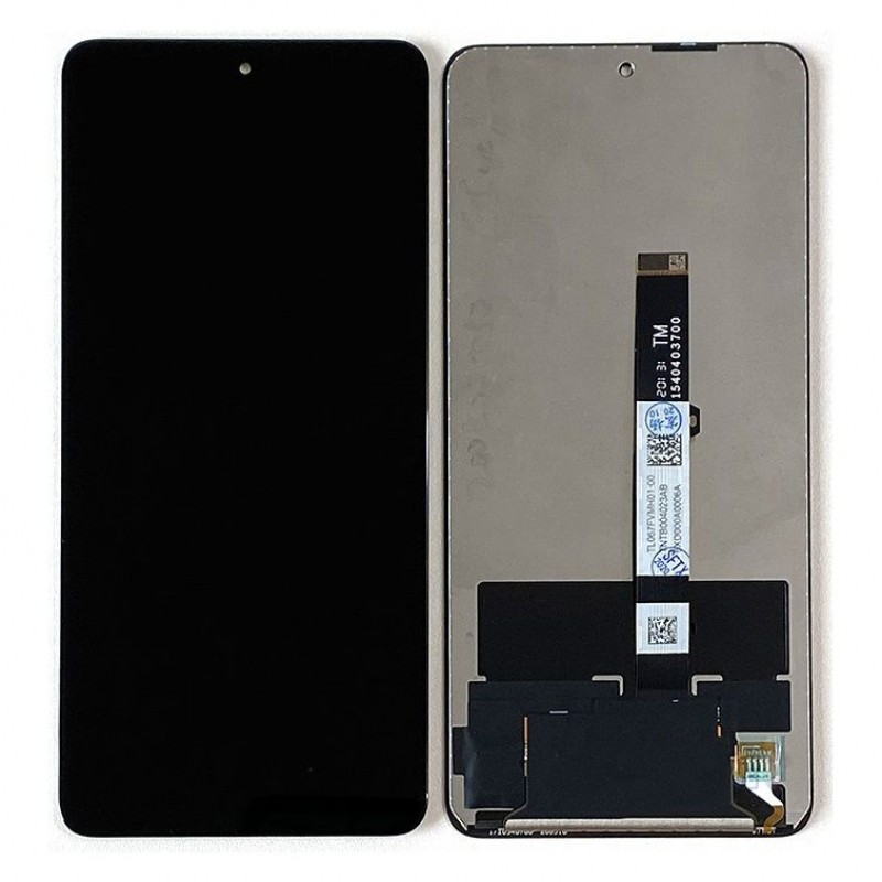 Оригинальный LCD экран и Тачскрин сенсор Xiaomi Poco X3, Mi 10T Lite модуль