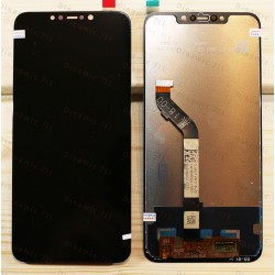 Оригинальный ЛСД экран и Тачскрин сенсор Xiaomi Pocophone F1 модуль (Original)