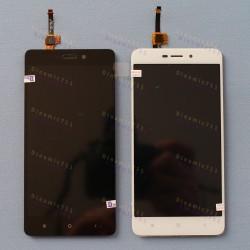 Оригинальный ЛСД экран и Тачскрин сенсор Xiaomi Redmi 4A модуль