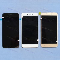 Оригинальный ЛСД экран и Тачскрин сенсор Xiaomi Redmi 4X модуль