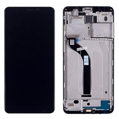 Оригинальный LCD экран и Тачскрин сенсор Xiaomi Redmi 5 модуль с рамкой