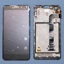 Оригинальный ЛСД экран и Тачскрин сенсор Xiaomi Redmi Note 2 с рамкой модуль