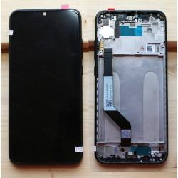 Оригинальный ЛСД экран и Тачскрин сенсор Xiaomi Redmi Note 7 модуль с рамкой