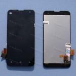 Оригинальный ЛСД экран и Тачскрин сенсор Xiaomi Mi 2S модуль