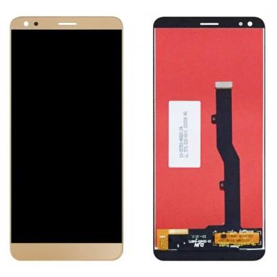 Оригинальный LCD экран и Тачскрин сенсор ZTE Blade V9 модуль
