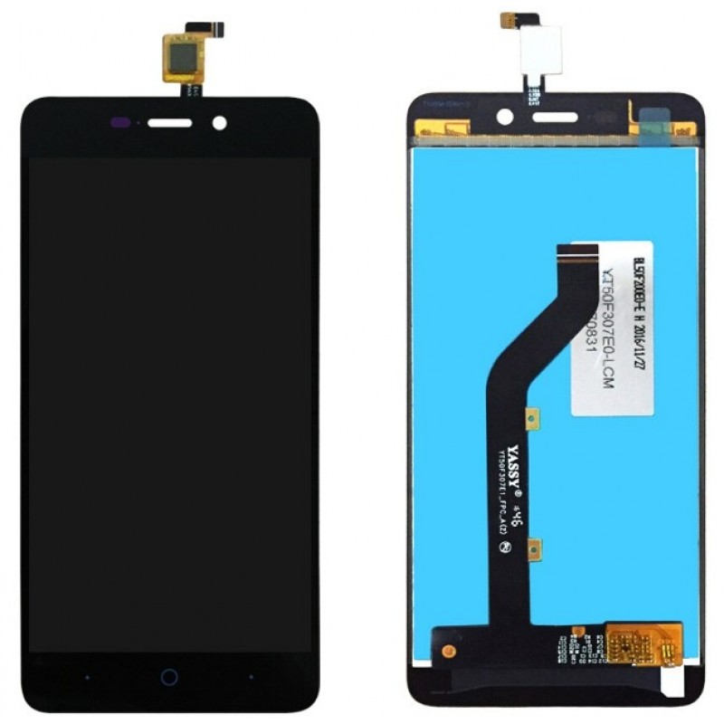 Оригинальный LCD экран и Тачскрин сенсор ZTE Blade X3 модуль