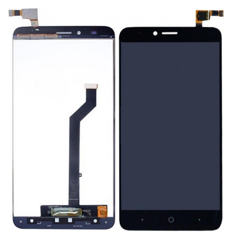 Оригинальный LCD экран и Тачскрин сенсор ZTE Blade X Max Z983 модуль
