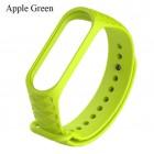 Ремешок Mi Fit для фитнес браслета - Xiaomi Mi band 3 (apple green 3)