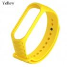 Ремешок Mi Fit для фитнес браслета - Xiaomi Mi band 3 (yellow 3)