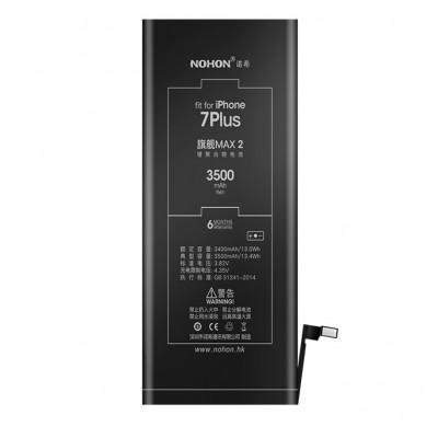 Оригинальная батарея 7 Plus NOHON - 3360 Mah для Apple iPhone 7 Plus