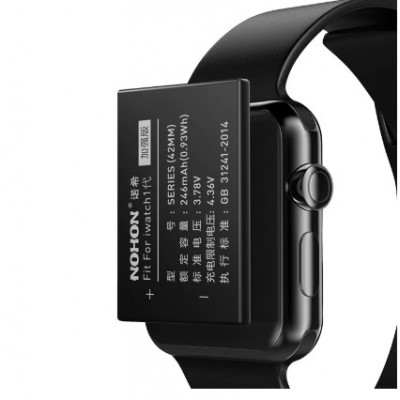 Оригинальная батарея NOHON - 205 Mah для Apple Watch Series 1  (38mm)