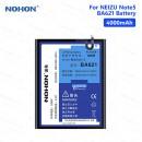 Оригинальная батарея BA621 NOHON - 4000 Mah для Meizu M5 Note