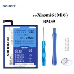 Оригинальная батарея BM39 NOHON - 3250-3350 Mah для Xiaomi Mi6