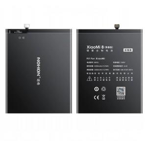 Оригинальная батарея BM3E NOHON - 3300-3400 Mah для Xiaomi Mi 8