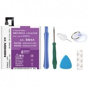 Оригинальная батарея BM4A NOHON - 4000 Mah для Xioami Redmi Pro