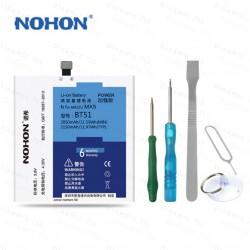 Оригинальная батарея BT51 NOHON - 3150 Mah для Meizu MX5