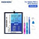 Оригинальная батарея BT53 NOHON - 2560 Mah для Meizu Pro 6