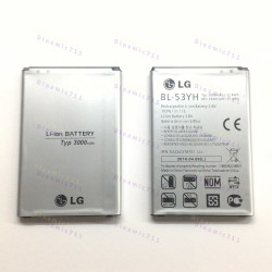 Оригинальная батарея BL53YH - 3000 Mah LG G3 F400 F460 D858 D830 VS985, original